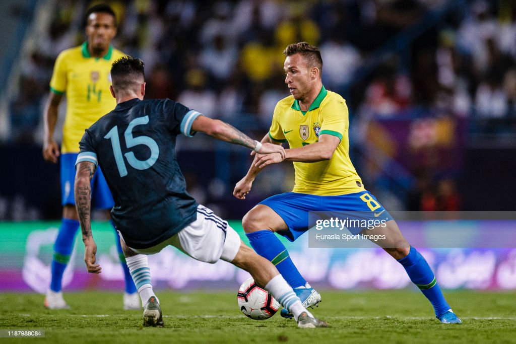 Brazil v Argentina - International Friendly : News Photo