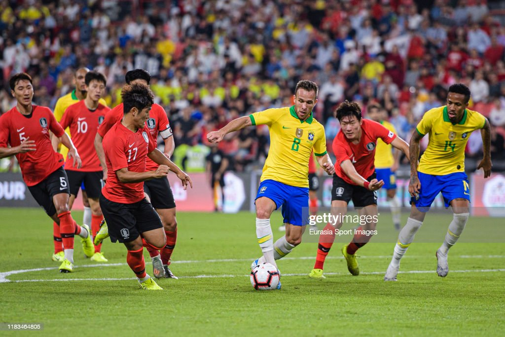 Brazil v Korea Republic - International Friendly : News Photo