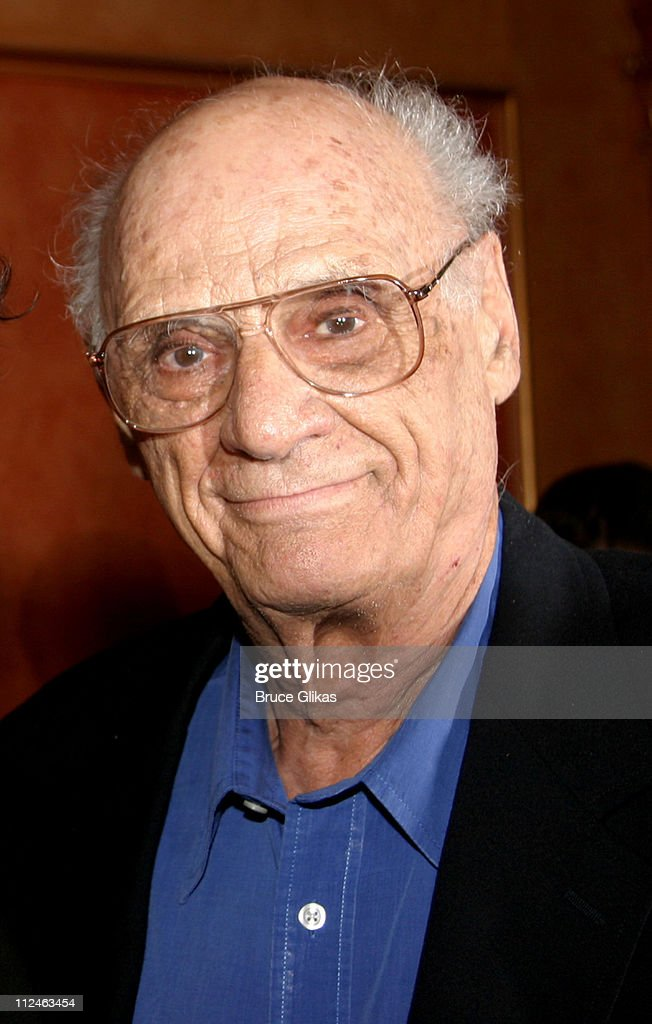 Arthur Miller, playwright during 'After The Fall' Broadway Opening Night - After Party at B.B. Kings in New York City, New York, United States.