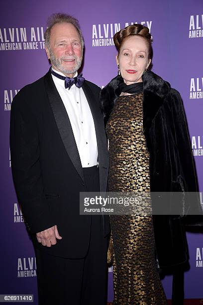 Arthur Mirante and Elizabeth Mirante at Alvin Ailey American Dance Theater Opening Night Gala Benefit 'An Evening of Ailey and Jazz' at New York City...