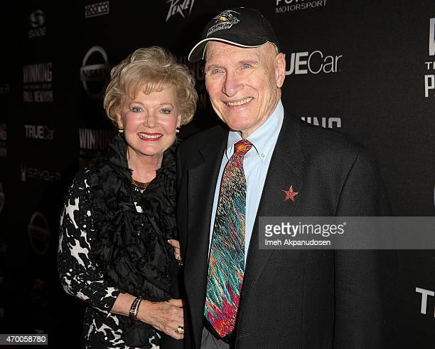 Arthur Newman attends the charity screening of 'WINNING The Racing Life Of Paul Newman' at the El Capitan Theatre on April 16 2015 in Hollywood...