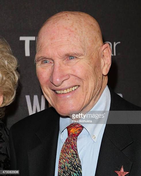 Arthur Newman attends the screening of 'WINNING The Racing Life Of Paul Newman' at the El Capitan Theatre on April 16 2015 in Hollywood California