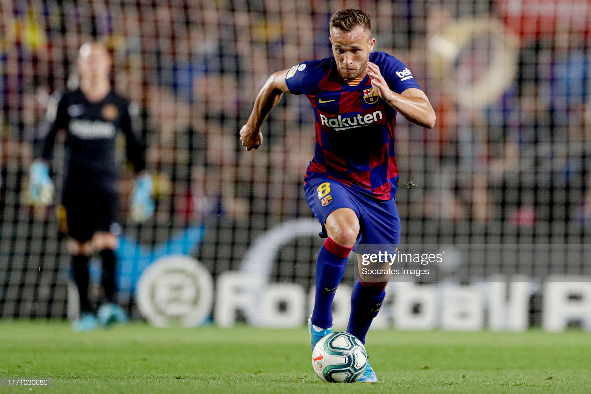 صور مباراة : برشلونة - فياريال 2-1 ( 24-09-2019 )  Arthur-of-fc-barcelona-during-the-la-liga-santander-match-between-fc-picture-id1171030680?s=2048x2048