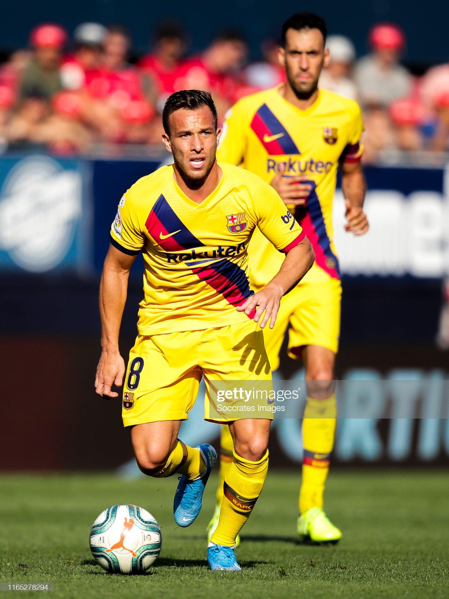صور مباراة : أوساسونا - برشلونة 2-2 ( 31-08-2019 )  Arthur-of-fc-barcelona-during-the-la-liga-santander-match-between-v-picture-id1165278294?s=2048x2048