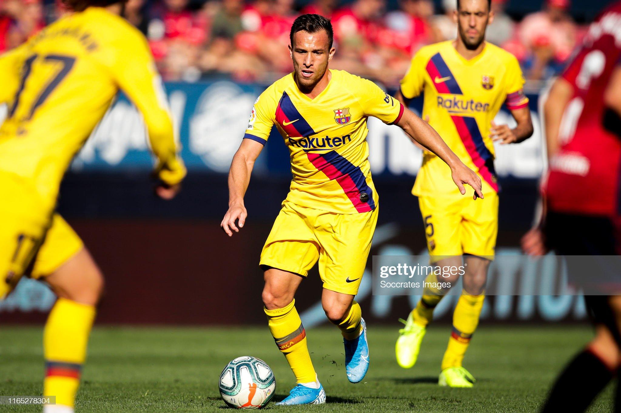 صور مباراة : أوساسونا - برشلونة 2-2 ( 31-08-2019 )  Arthur-of-fc-barcelona-during-the-la-liga-santander-match-between-v-picture-id1165278304?s=2048x2048