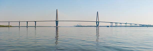 Arthur Ravenel Jr Bridge over Cooper River, Charleston SC