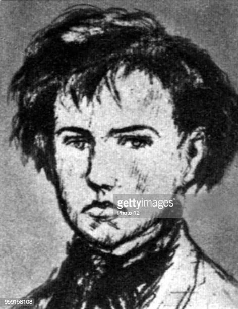 Arthur Rimbaud French poet