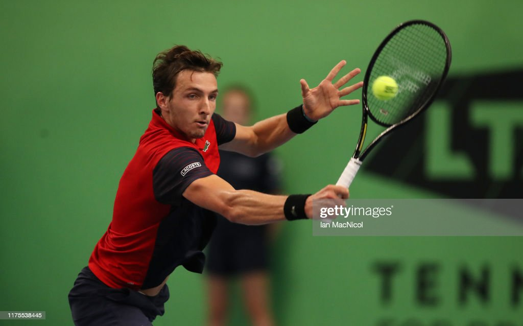 The Murray Trophy - Glasgow: Day 3 : News Photo