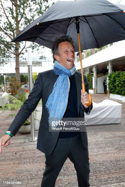 Arthur Sadoun attends the 2019 French Tennis Open Day Thirteen at Roland Garros on June 07 2019 in Paris France