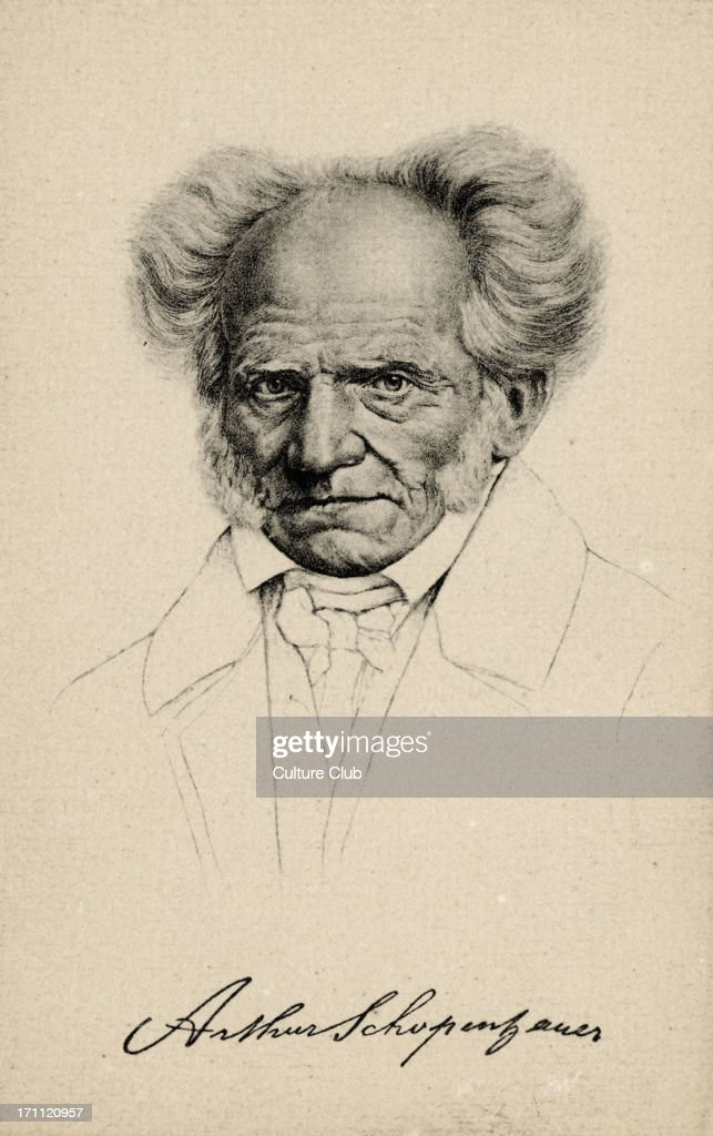 Arthur Schopenhauer : News Photo