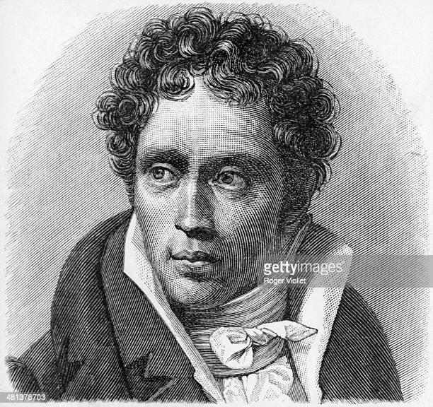 Arthur Schopenhauer German philosopher as a young man