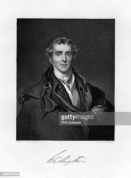 Arthur Wellesley 1st Duke of Wellington British soldier and statesman 19th century AngloIrish Wellington was Governor of Mysore 17991805 He was...