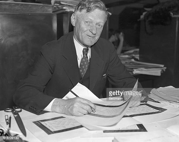 Arthur Wynne was and editor and puzzle constructor. He invented the crossword puzzle on December 20 when he adaptated the word-square game to make...