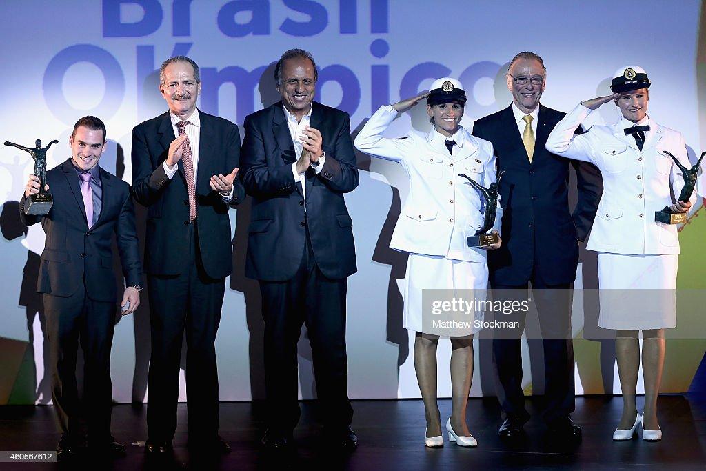 Brazil Olympics 2014 Awards Ceremony