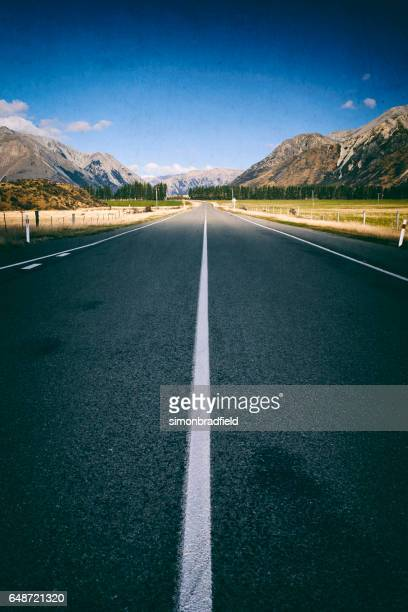 Arthur's Pass Road, New Zealand
