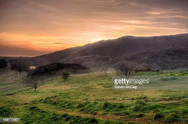 Arthurs Seat Sunrise