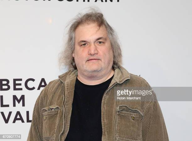 Artie Lang attend Gilbert Premiere during 2017 Tribeca Film Festival at SVA Theater on April 20 2017 in New York City