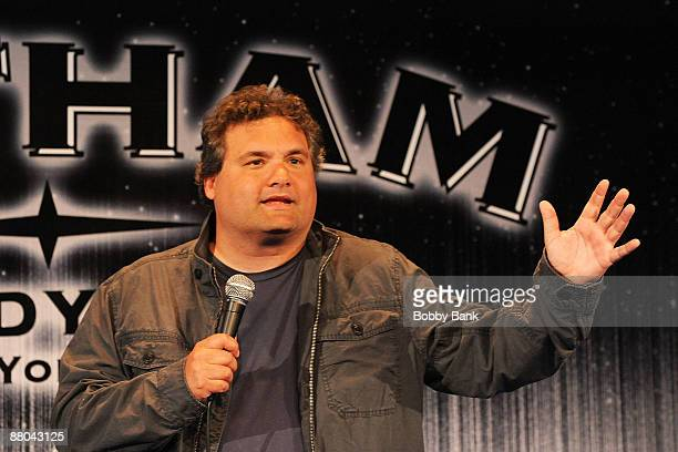 Artie Lange at his Live DVD Taping show at Gotham Comedy Club on May 28 2009 in New York City