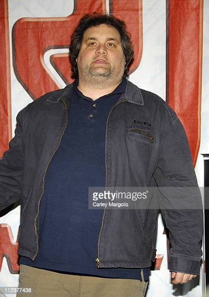Artie Lange during Artie Lange Signs His Newly Released DVD Beer League January 9 2007 at JR Music World in New York City New York United States