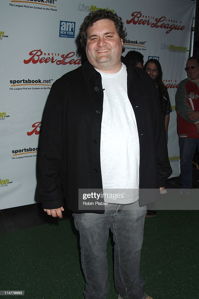 """Artie Lange's Beer League"" New York City Premiere"