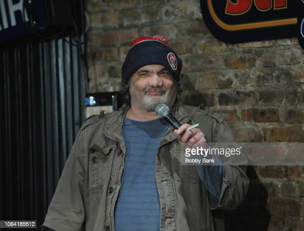 Artie Lange performs at The Stress Factory Comedy Club on November 21 2018 in New Brunswick New Jersey