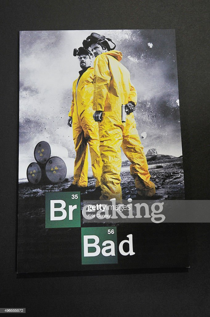 "Smithsonian's National Museum of American History ""Breaking Bad"" Collection : News Photo"