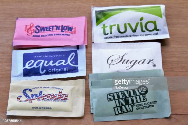 Artificial  and natural sweeteners