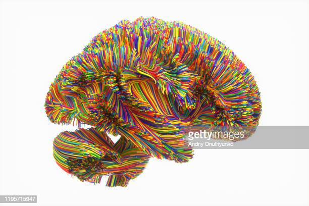 artificial intelligence brain - ai stock pictures, royalty-free photos & images