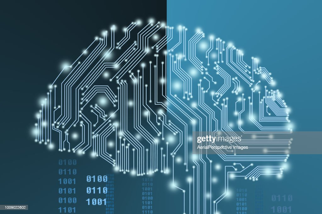 Artificial Intelligence Concept : Stock Photo
