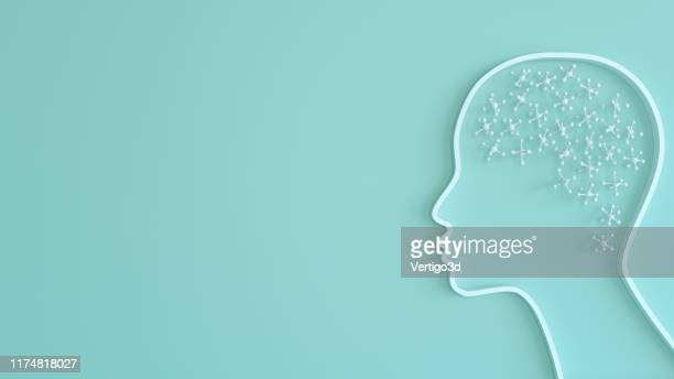 artificial intelligence digital concept - brain stock pictures, royalty-free photos & images