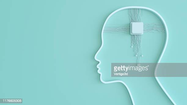 artificial intelligence digital concept - neuroscience stock pictures, royalty-free photos & images
