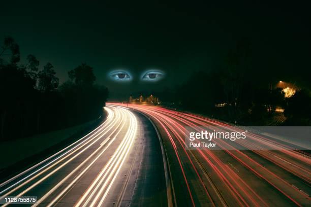 artificial intelligence freeway - avatar foto e immagini stock