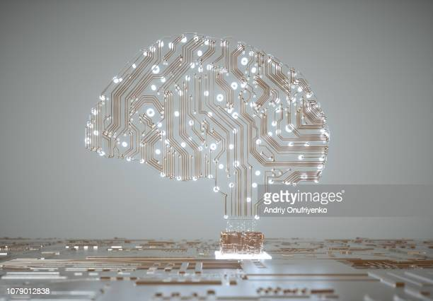 artificial intelligence - big tech stock pictures, royalty-free photos & images
