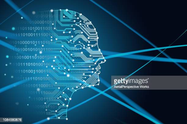 artificial intelligence - automation stock pictures, royalty-free photos & images