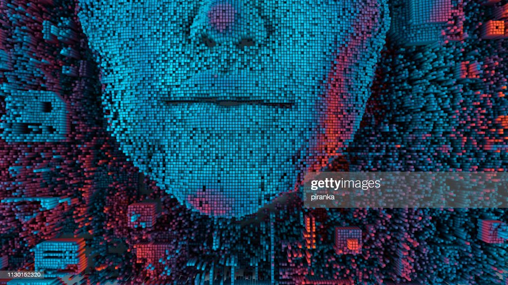 Artificial intelligence : Stock Photo