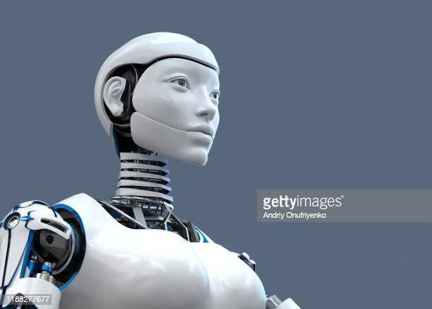 artificial intelligence - robot stock pictures, royalty-free photos & images