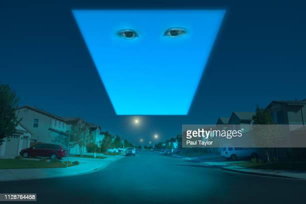 artificial intelligence suburbs - avatar foto e immagini stock