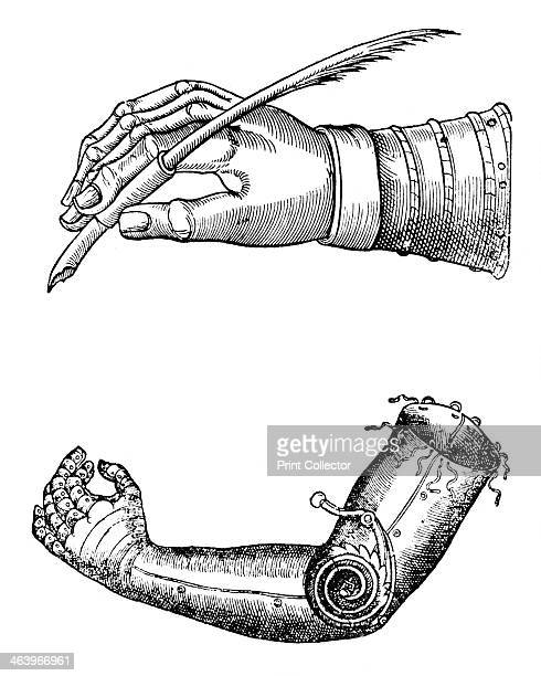 Artificial limbs 15101590 A print from Things a volume about the origin and early history of many things common and less common essential and...