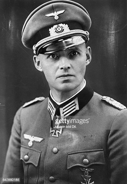 ArtillerieKommandeur Oberst Kohlermann um 1942