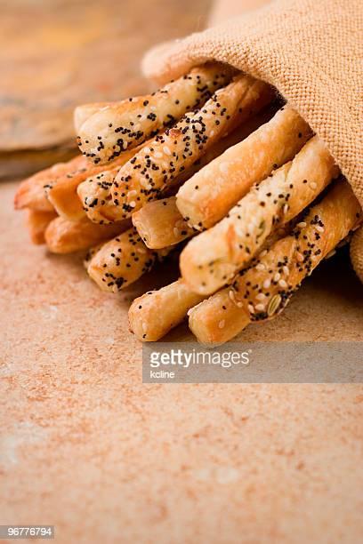 Breadsticks artesanales