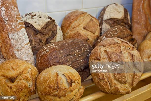 Artisinal breads