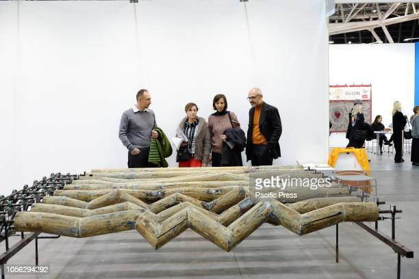 Artissima the most important contemporary art fair in Italy that takes place every year in Turin celebrates its first 25 years in 2018