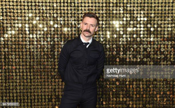 Artist Adam Selman attends The Eighth Annual Brooklyn Artists Ball At The Brooklyn Museum on April 17, 2018 in New York City.