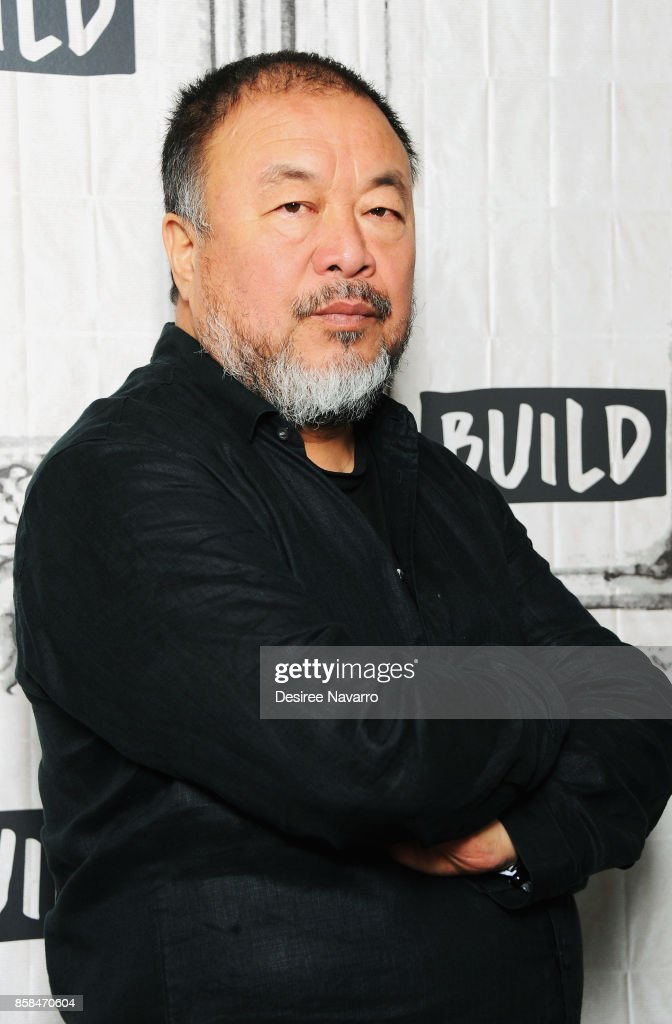 "Build Presents Ai Weiwei Discussing ""Human Flow"""