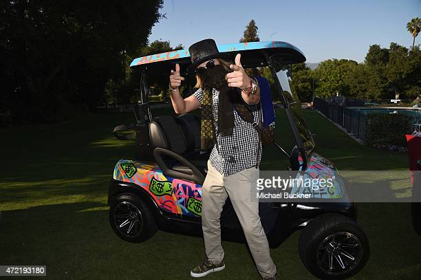 Artist Alec Monopoly attended the 8th Annual George Lopez Celebrity Golf Classic presented by Sabra Salsa to benefit The George Lopez Foundation on...