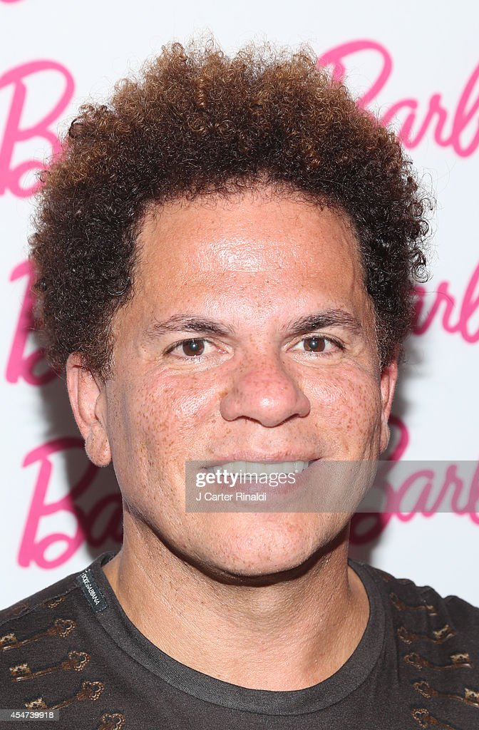 Artist and designer Romero Britto attends Barbie And CFDA Event on September 5, 2014 in New York City.