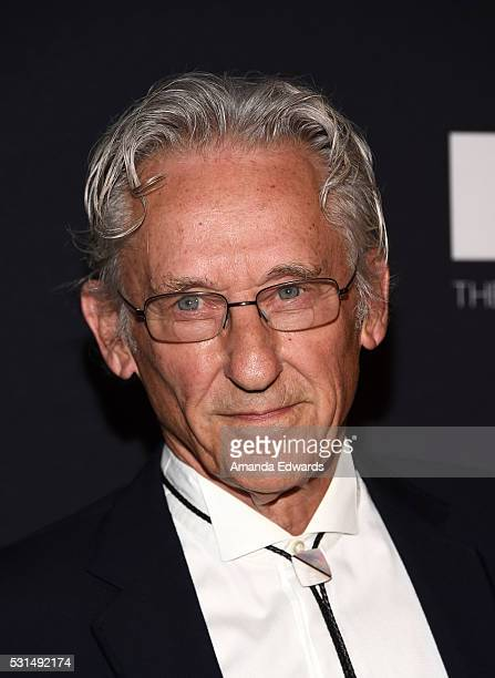 Artist and honoree Edward Ruscha arrives at the MOCA Gala 2016 at The Geffen Contemporary at MOCA on May 14, 2016 in Los Angeles, California.