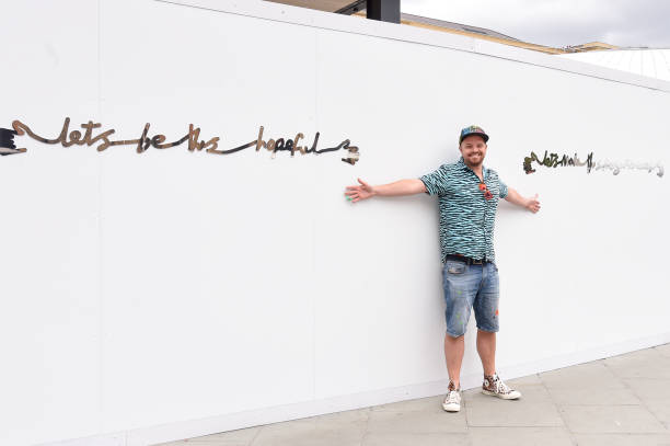 GBR: Kings Cross Partners With Notes To Strangers' Artist Andy Leek To Welcome Visitors Back To The Neighbourhood