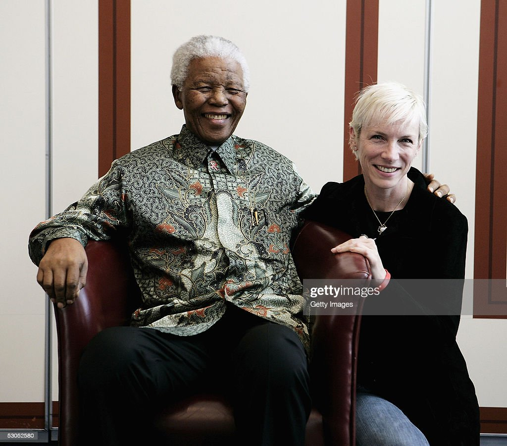 "Nelson Mandela & Artists Promote ""46664 Arctic"""