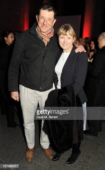 Artist Antony Gormley And Vicken Parsons Attend The Turner Prize 2012 News Photo Getty Images